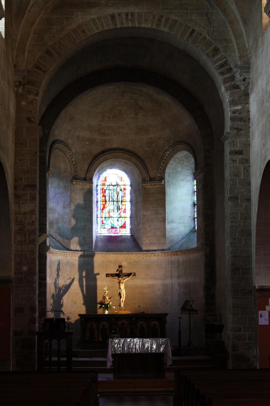 atlas roman la chapelle saint mesmin eglise saint mesmin 45. Black Bedroom Furniture Sets. Home Design Ideas