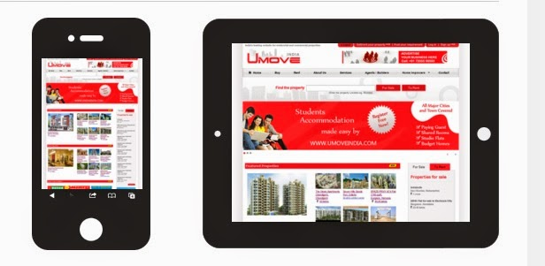 Real Estate Search Engines - UmoveIndia