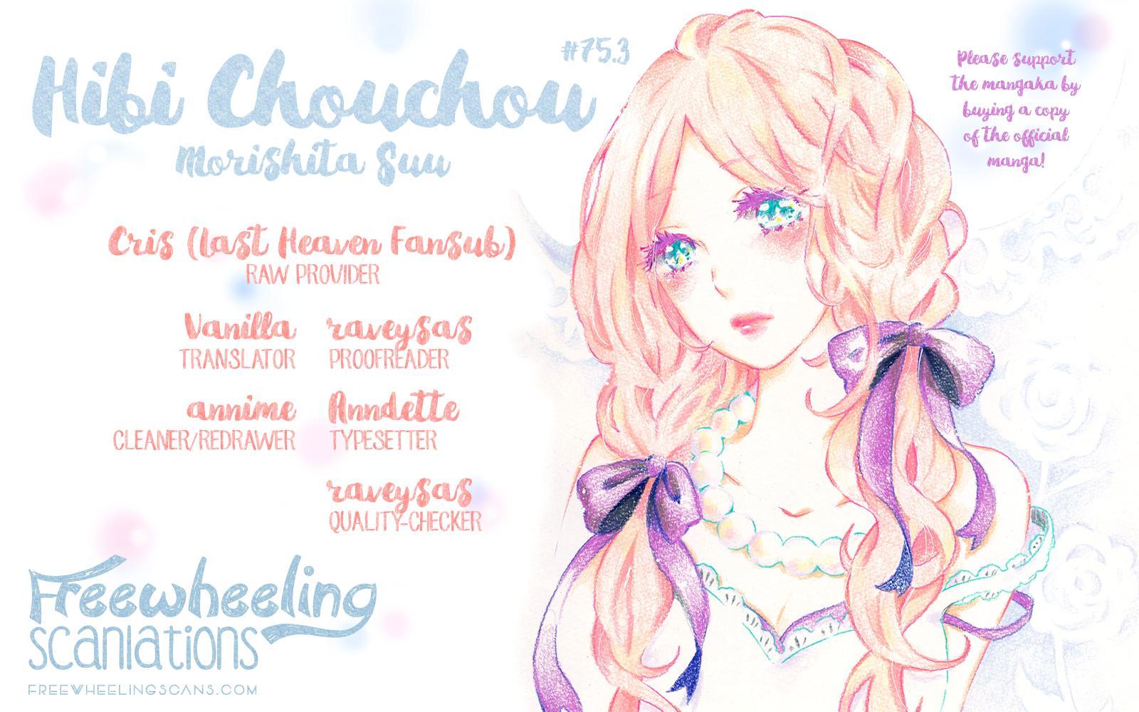 Hibi Chouchou - Chapter 83
