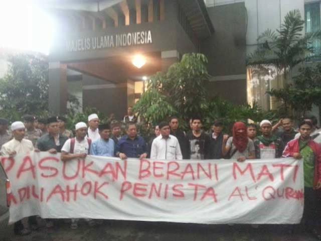Ancam Habib Rizieq Cs, Pasukan Berani Mati Adili Ahok Tantang Balik Anton Medan