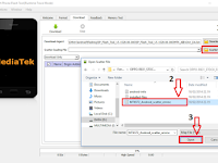 Cara Flash Android MTK All Model Via Sp Flashtool