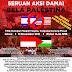 Lampung, Gelar Aksi Damai Palestina, Warga Lampung Ini Cara Daftarnya