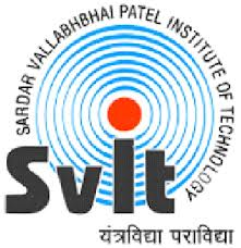 SVIT VASAD Recruitment 2017