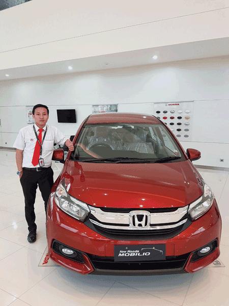 Paket Kredit Honda Mobilio Dp Murah