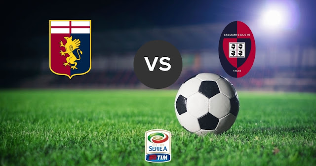 Genoa vs Cagliari Full Match And Highlights