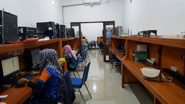 Ruang Server Istana Reload CV. Multi Payment Nusantara