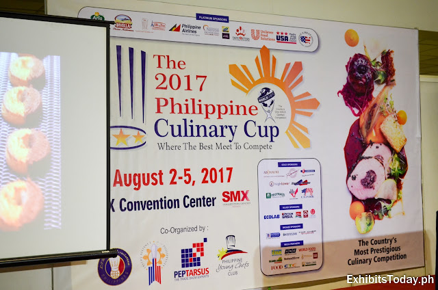 The 2017 Philippine Culinary Cup