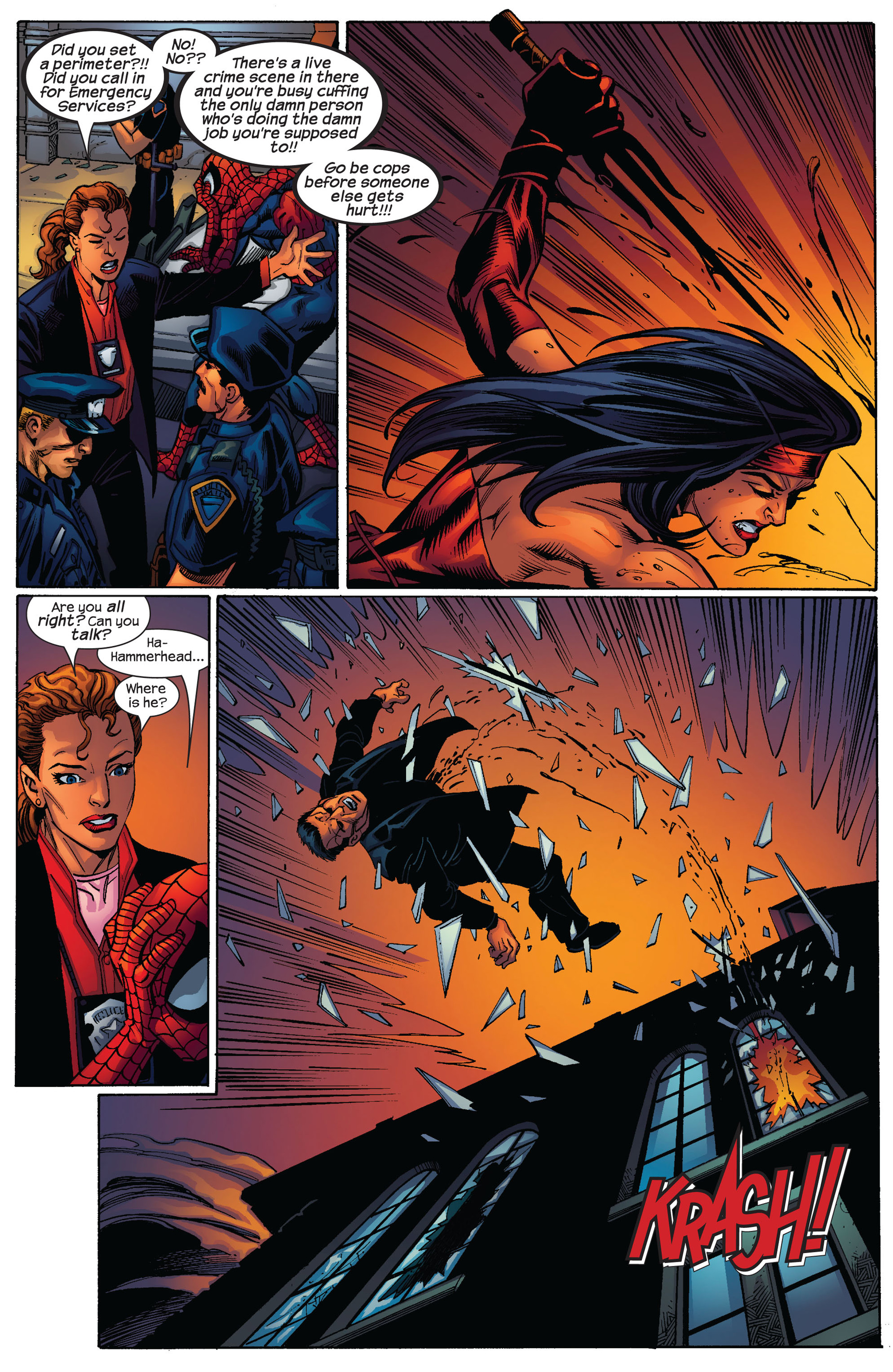 Read online Ultimate Spider-Man (2000) comic -  Issue #85 - 6