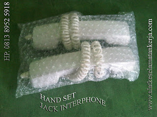 Hand Set Jek Intercon