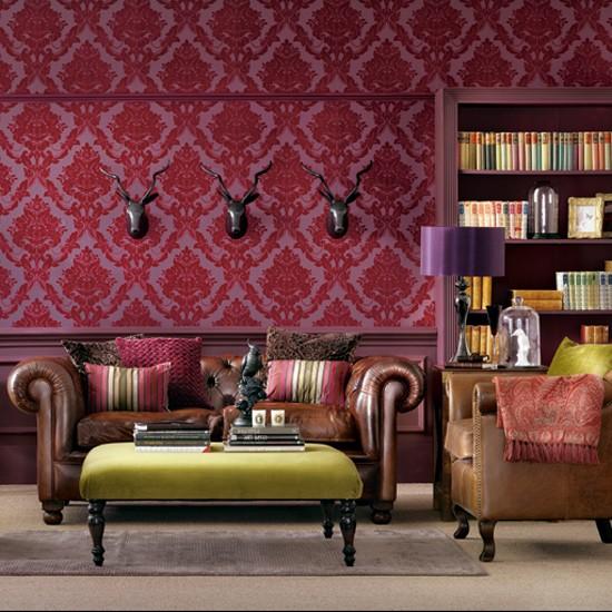 Interior Design Victorian Kitchen: Sherlock Holmes: Victorian Interior Design Style