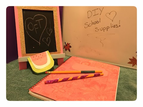 4 DIY School Supplies