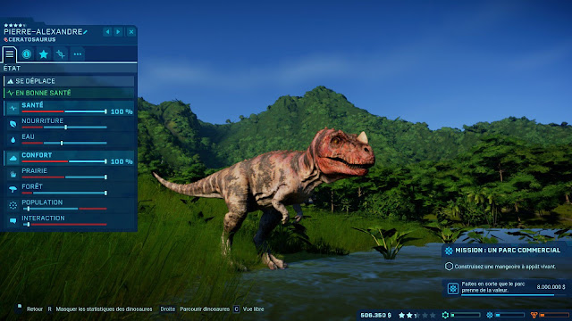 Jurassic World Evolution PC Game_2