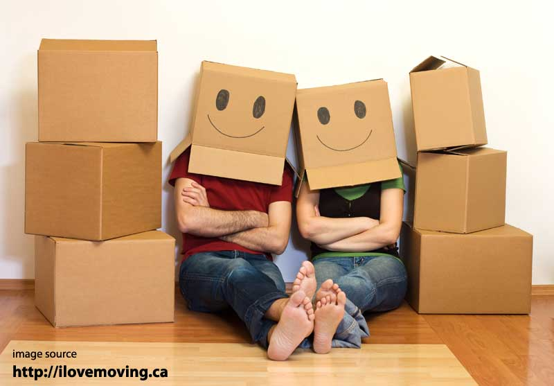 Kauntungan dan kerugian sering pindah rumah