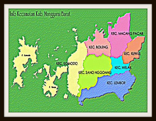 Sejarah Perjalanan KAbupaten Manggarai Barat ~ FLOBAMORATA NTT