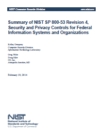why you need to read the summary of nist sp 800 53 revision 4