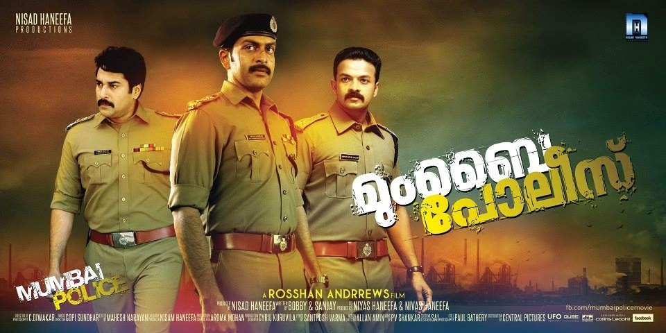 'Mumbai Police' Malayalam movie review