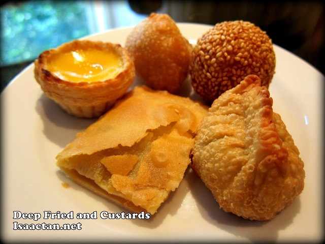 Dim Sum Buffet at The Emperor Restaurant Grand Dorsett Subang