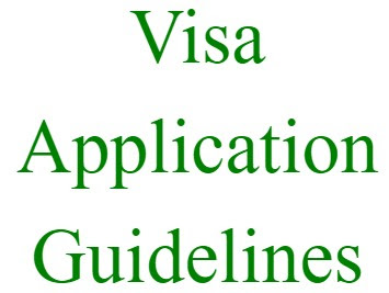 Nigerian visa application steps and guidelines - view VISA fees
