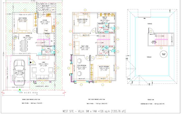 Pruksa Silvana Fdi Real Estate Villa Row Houses Project