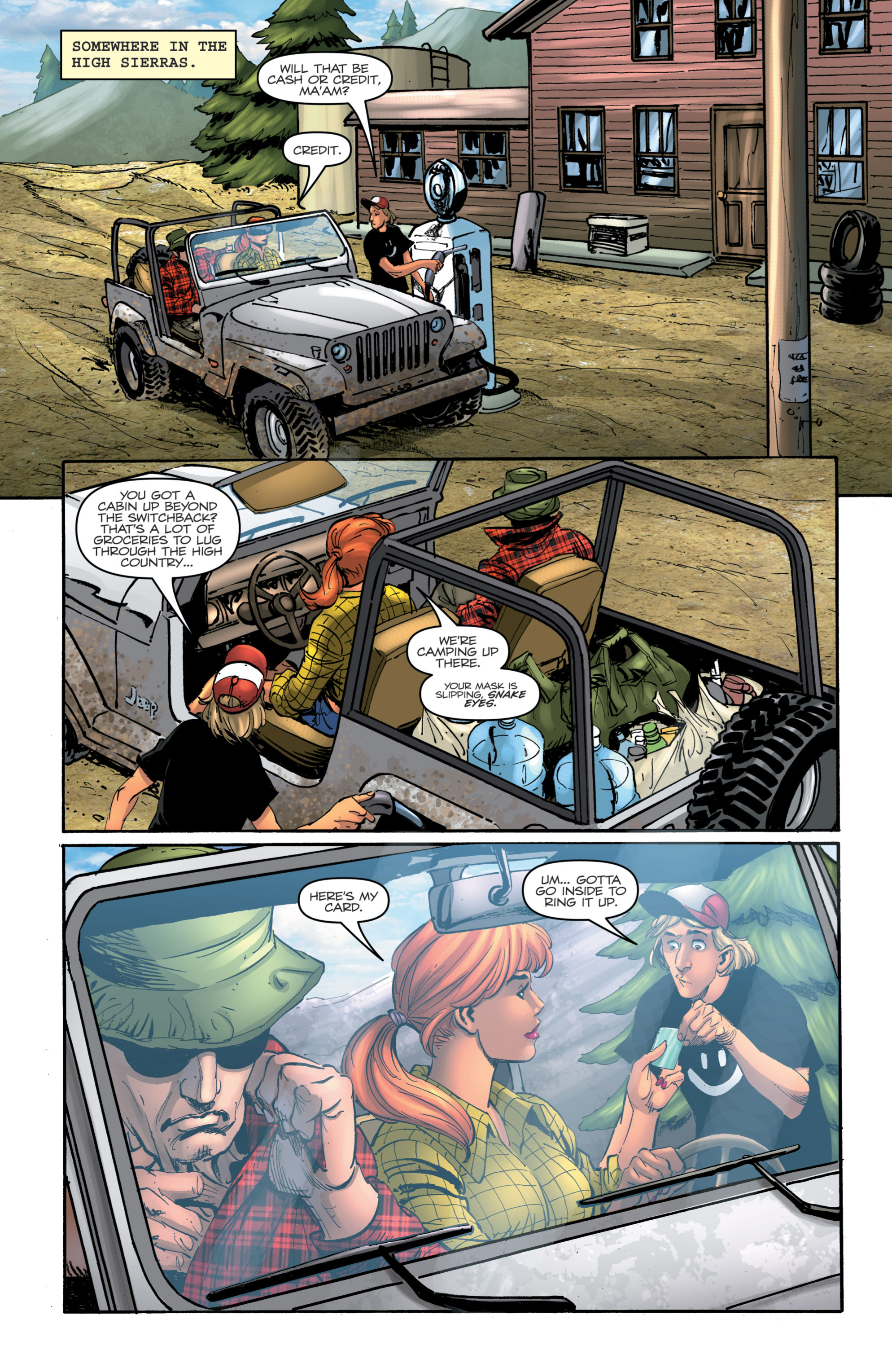 G.I. Joe: A Real American Hero 192 Page 2