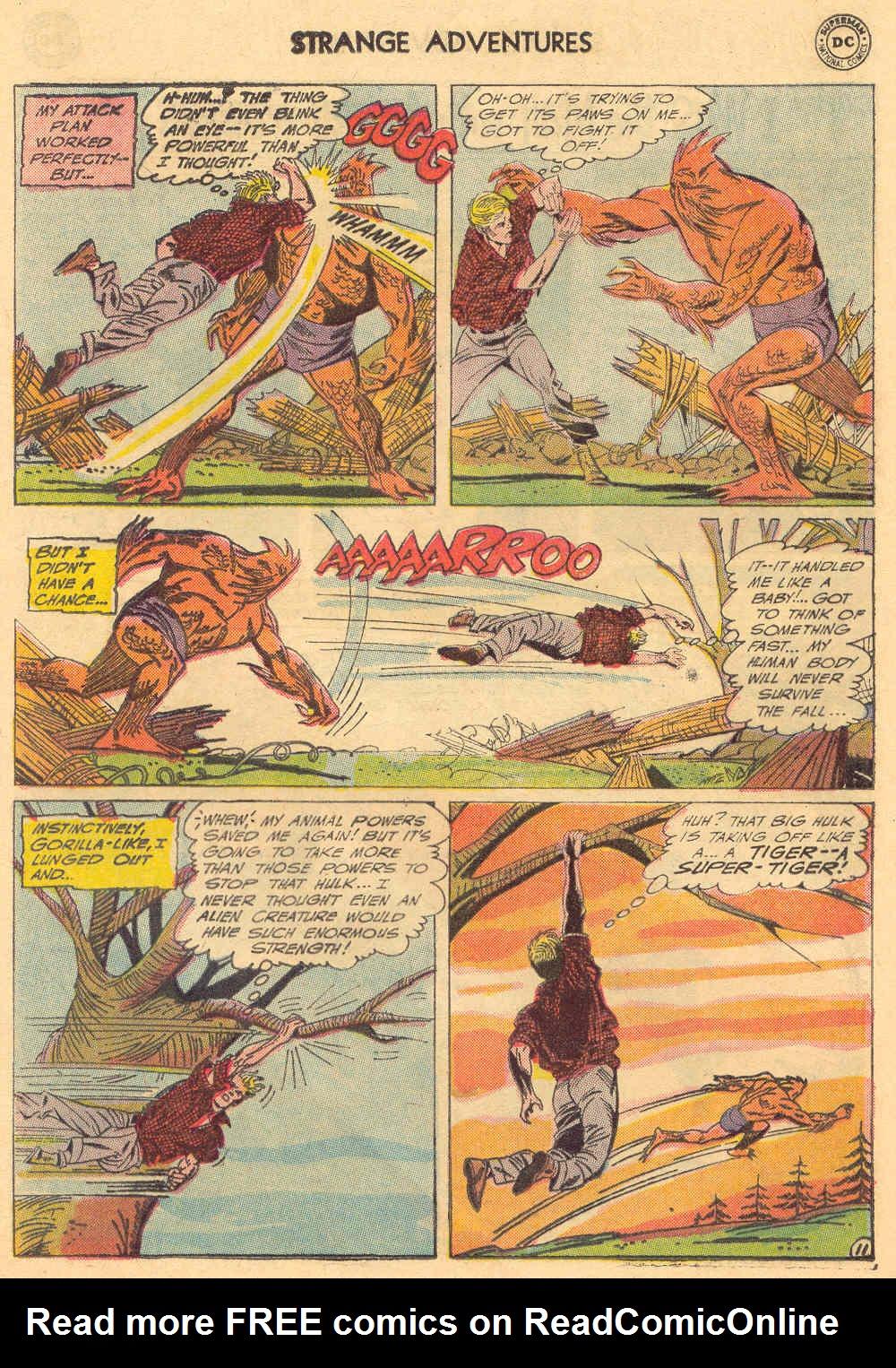 Strange Adventures (1950) issue 180 - Page 16