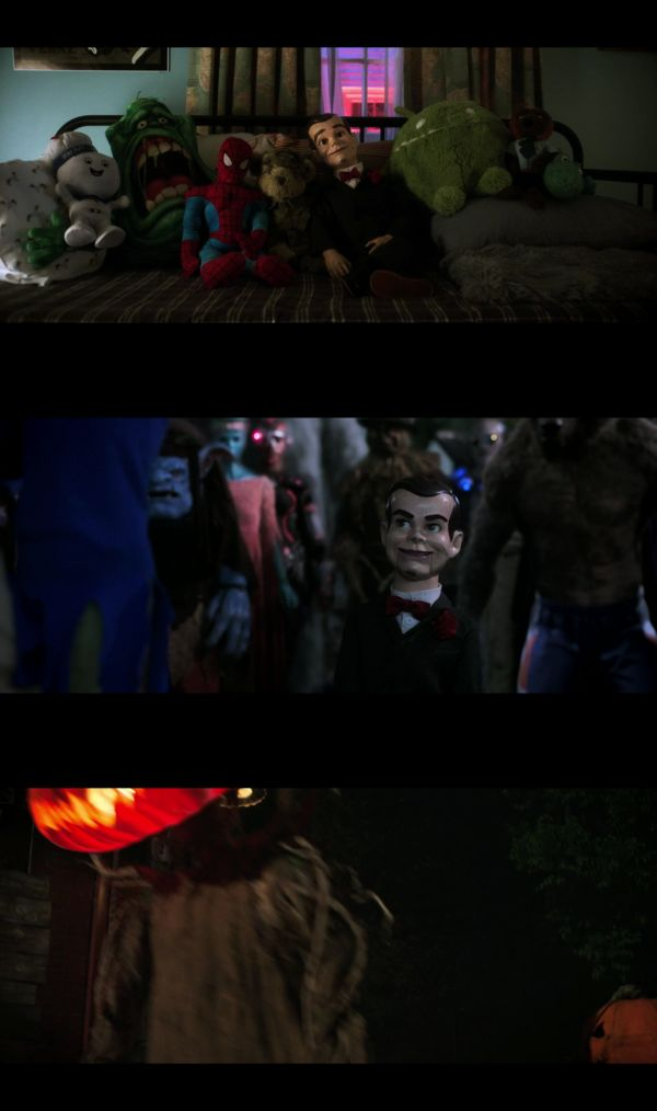 Escalofríos 2 Una noche embrujada (2018) HD 1080p y 720p Latino