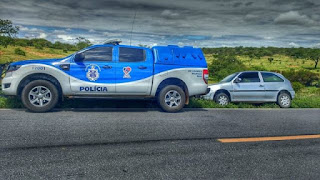 Carro furtado em Guanambi é recuperado