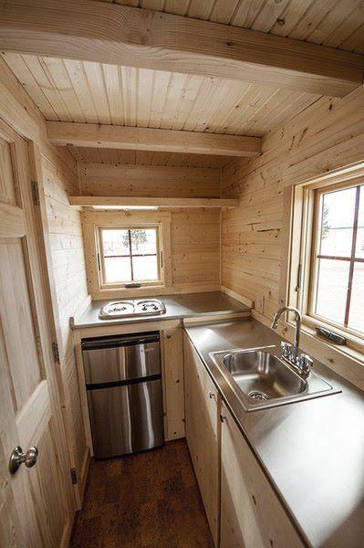 Casas de madera natural micro casas - Casas de madera natural ...