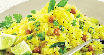 Breakfast Poha