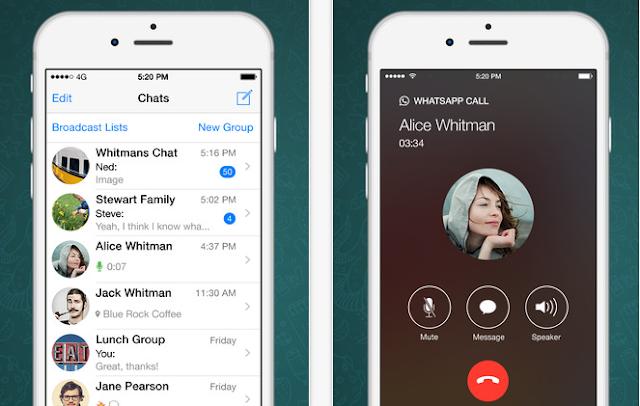 تحميل واتس اب ماسنجر للايفون WhatsApp Messenger on the App Store