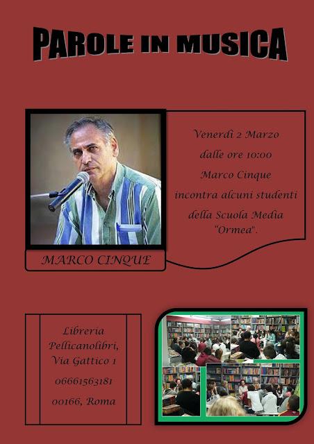Parole in musica, Libreria Pellicanolibri