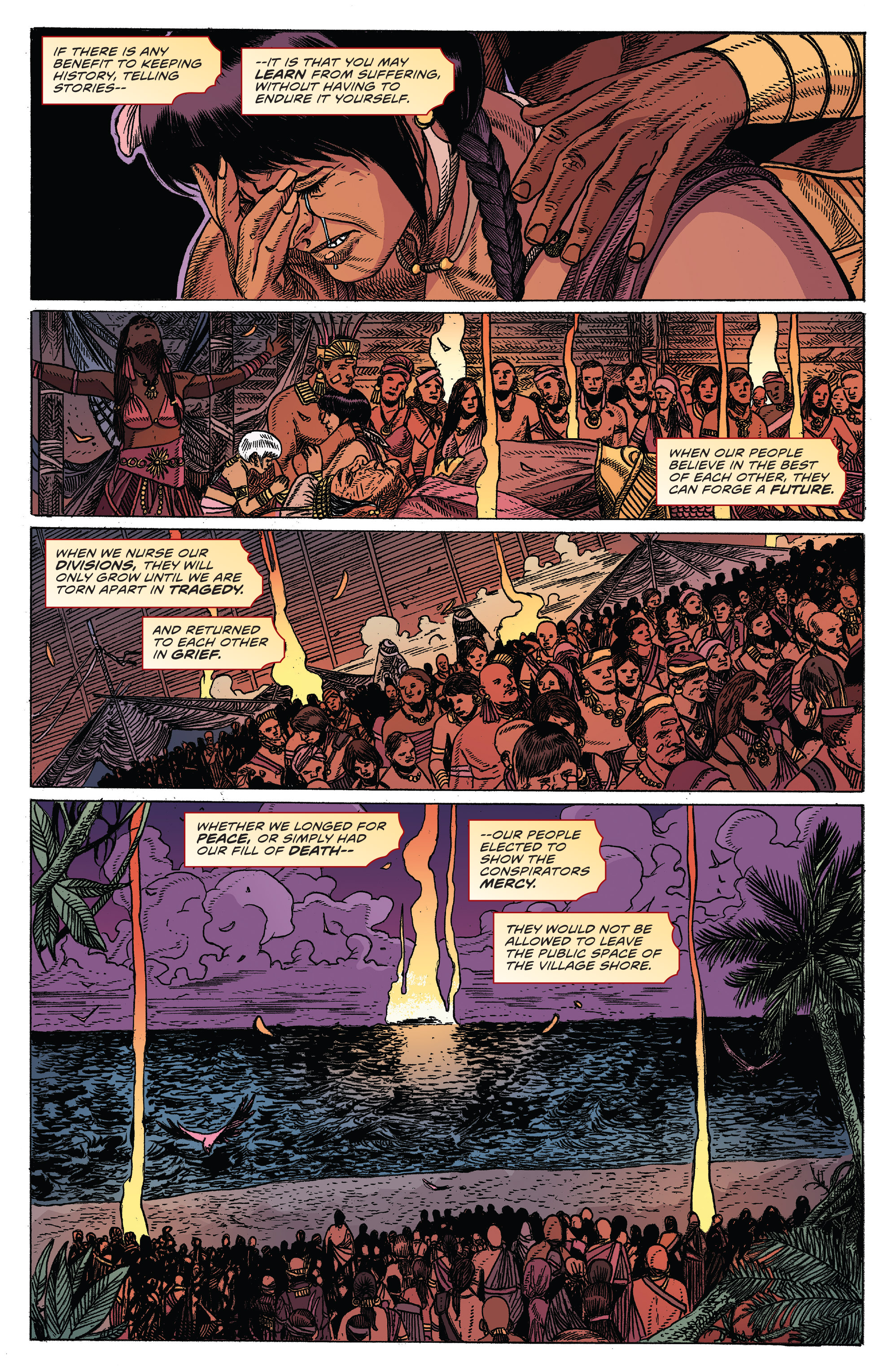 Read online Kong Of Skull Island comic -  Issue #12 - 21