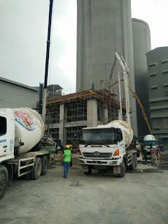 beton cor readymix  sumedang