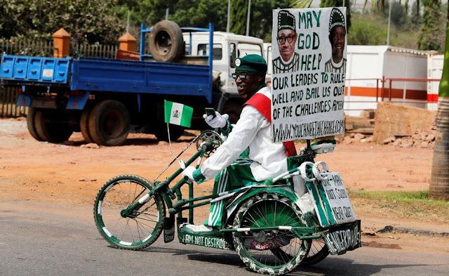 increíbles fotografías de lo que esta sucediendo en África