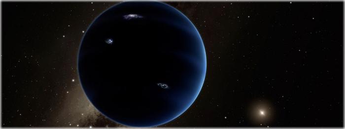 planeta x pode estar mais perto e ser menor do que pensavamos