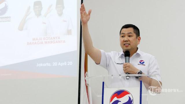 4 Stasiun TV Grup MNC Bandel Tak Mau Stop Tayangkan Iklan Perindo, KPI Lakukan Ini