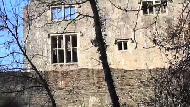 Real Ghost Monk in Torre Abbey, Torquay
