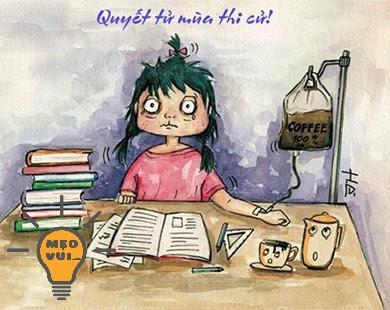 Phương pháp giúp đạt kết quả tốt trong các kỳ thi