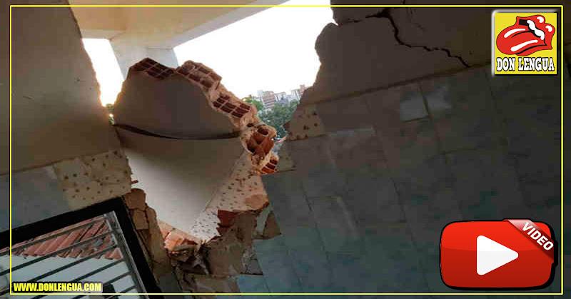 Son muchas las viviendas afectadas por el Sismo de Valencia