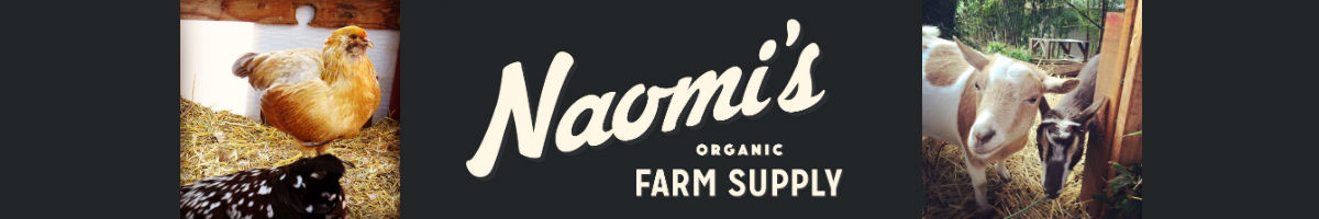 Naomi's Organic Farm Supply