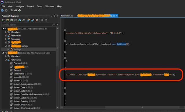 Decompilacion de Código en Memoria (Aplicativo ClickOnce .NET) imagen