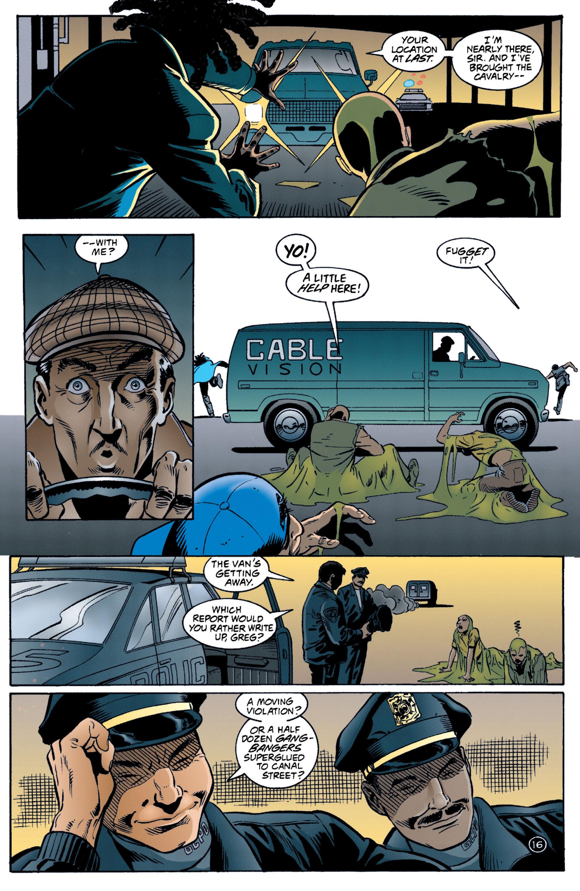 Detective Comics (1937) 718 Page 16