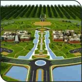 नया रायपुर (New Raipur)