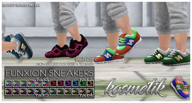 .kosmetik Kids Funxion Sneakers