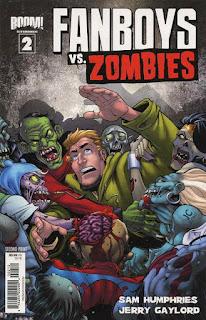 Fanboys versus Zombies #2