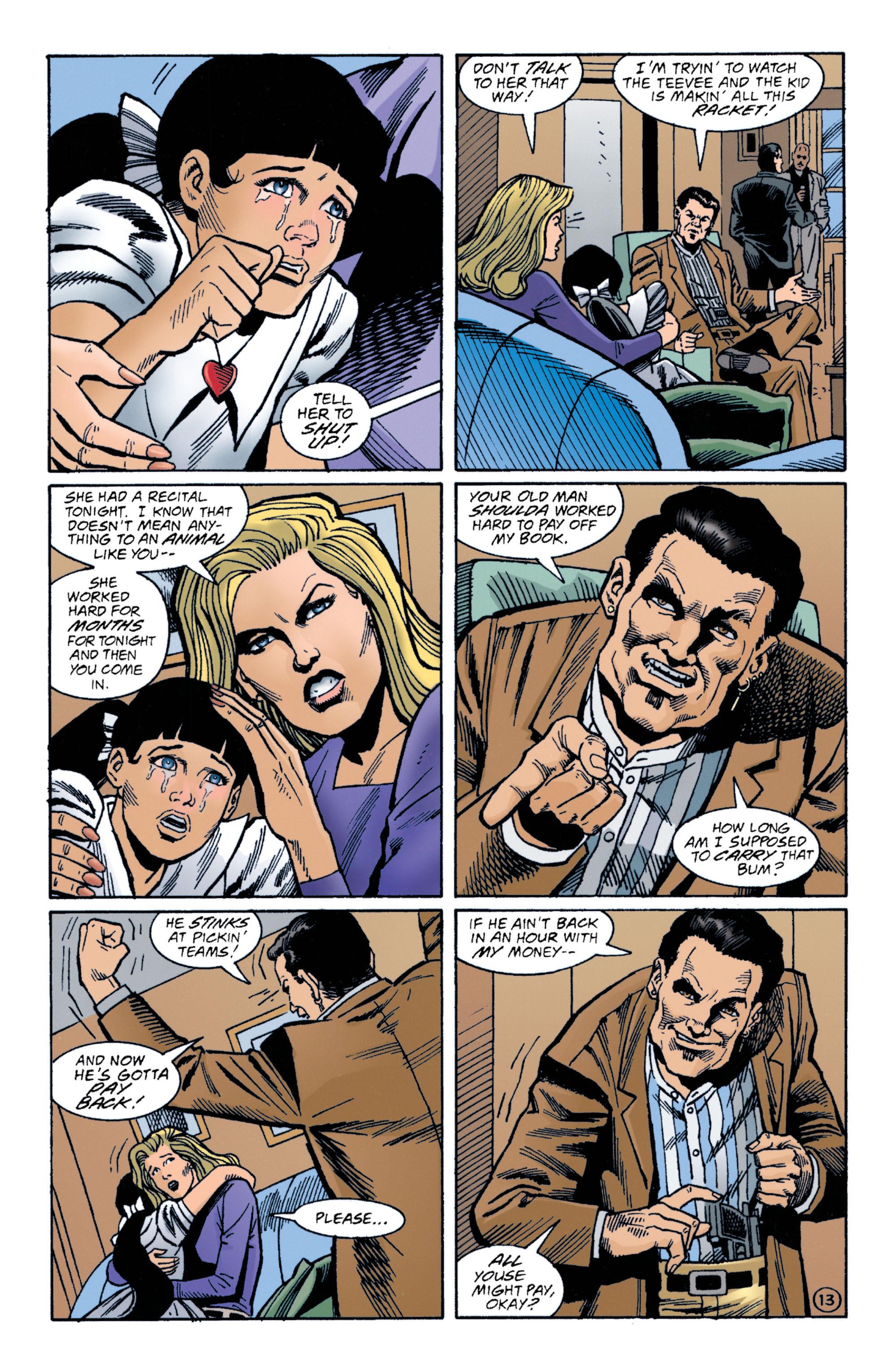 Detective Comics (1937) 716 Page 13