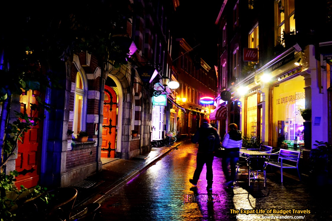 bowdywanders.com Singapore Travel Blog Philippines Photo :: Amsterdam :: Absolutely Attractive Things to See in Amsterdam at Night