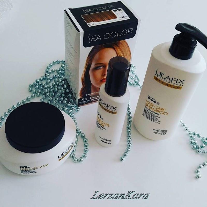 Lilafix Professional Premium Hair Care Şampuan