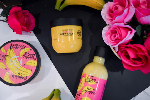 The Body Shop - Banana Range
