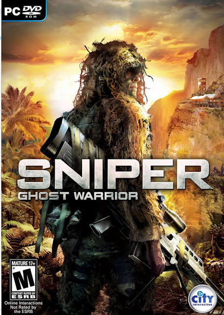 Sniper: Ghost Warrior 1 Full PC Game Free Download
